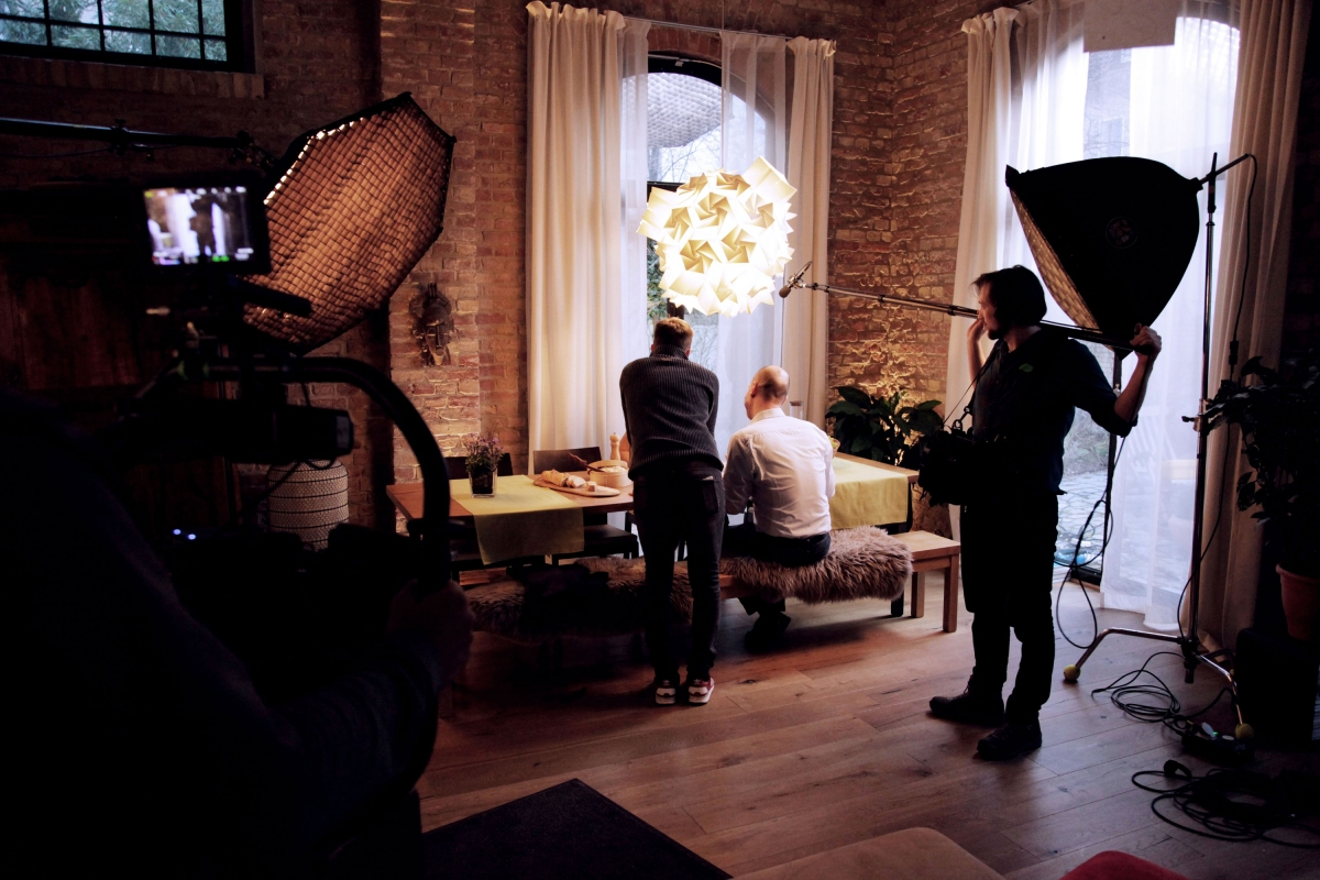 Commercial Shooting in Berlin