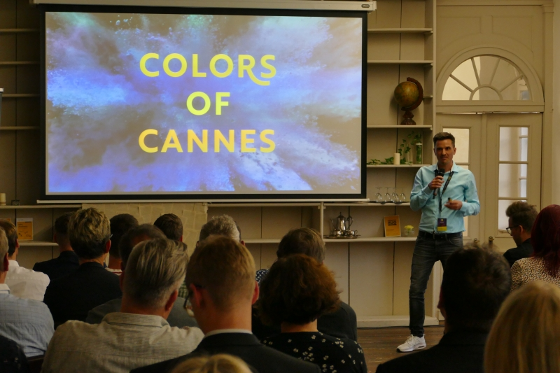 Cannes Lions Reports Donaueschingen & Karlsruhe